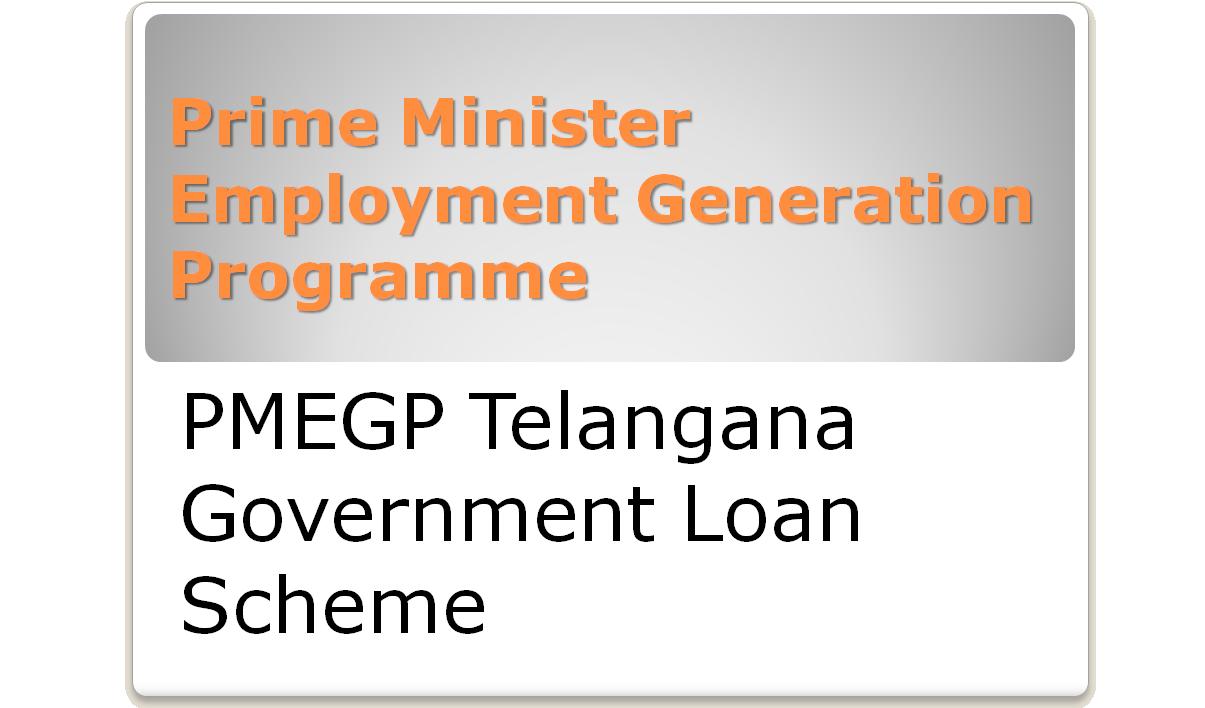 PMEGP Telangana